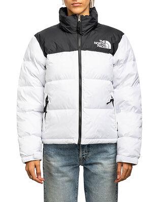 The North Face 1996 Retro Nuptse Jacket White