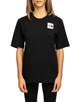 The North Face BF Fine Tee Black
