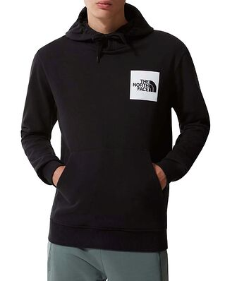 The North Face Fine Hoodie Black