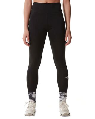 The North Face High Waisted Legging Tnf Black