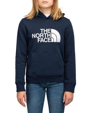 The North Face Junior Drew Peak P/O Hoodie Navy