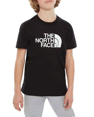 The North Face Junior S/S Easy Tee Black