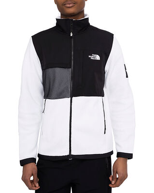 The North Face M Black Box Denali Tnf White