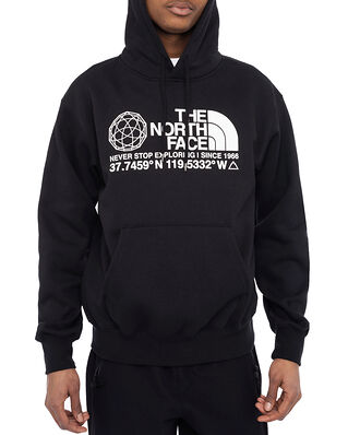 The North Face M Coordinates P/O Hoodie Tnf Black