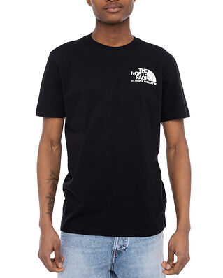 The North Face M Coordinates S/S Tee Tnf Black