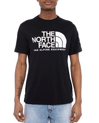 The North Face M S/S Fine Alpine Tee 2 Tnf Black
