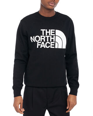 The North Face M Standard Crew Tnf Black