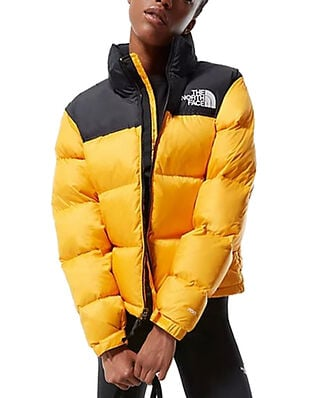 The North Face W 1996 Rtro Npts Jkt Summit Gold