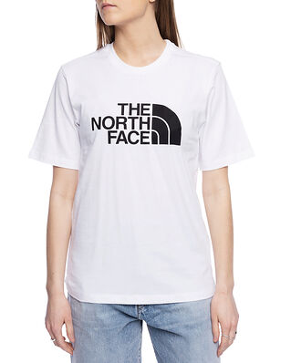 The North Face W BF Easy Tee Tnf White/Tnf Black