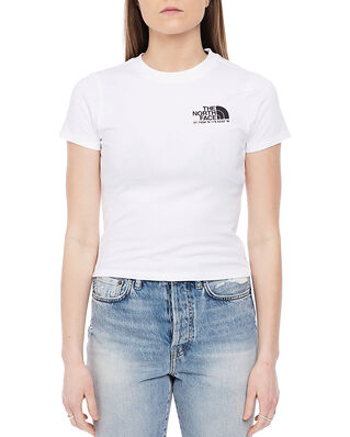 The North Face W Coordinate S/S Tee Tnf White