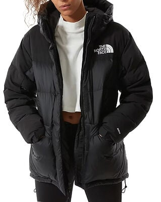The North Face W Hmlyn Down Parka Tnf Black