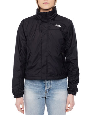 The North Face W Hydrenaline Wind Jacket Tnf Black