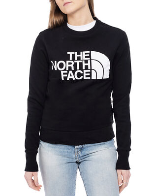 The North Face W Standard Crew Tnf Black
