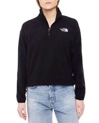 The North Face W TKA Kataka 1/4 Zip Fleece Tnf Black