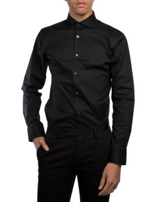 Tiger of Sweden Farrell 5 Stretch Shirt Black