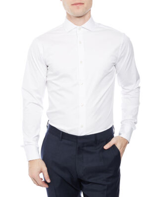 Tiger of Sweden Farrell 5 Stretch Shirt Pure White