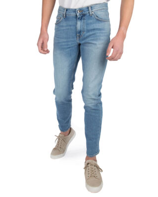 Tiger of Sweden Jeans Evolve Outcast Medium Blue