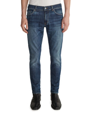 Tiger of Sweden Jeans Evolve Royal Blue Top