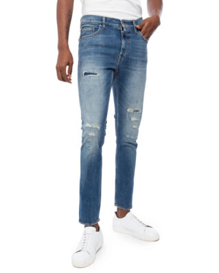 Tiger of Sweden Jeans Pistolero Dust Blue