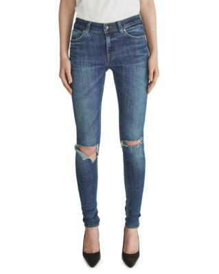 Tiger of Sweden Jeans Slight Medium Blue Mezzo