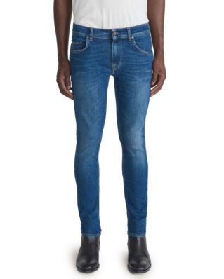 Tiger of Sweden Jeans Slim Hint Medium Blue