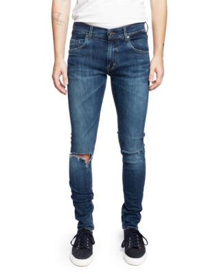 Tiger of Sweden Jeans Slim Medium Blue Mezzo