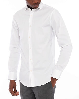 Tiger of Sweden Farrell 5 Stretch Shirt White