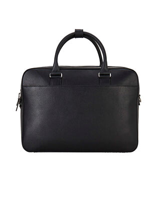 Tiger of Sweden Burin Briefcase Black