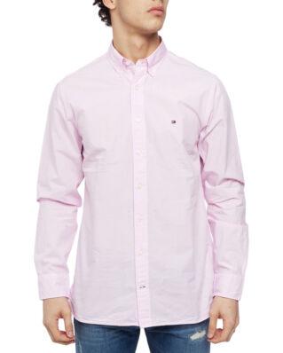 Tommy Hilfiger Garmant Dyed Poplin Shirt Sweet Lilac