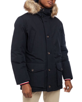 Tommy Hilfiger Hampton Down Parka Jet Black