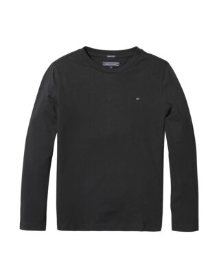 Tommy Hilfiger Junior Boys Basic Cn Knit L/S Meteorite