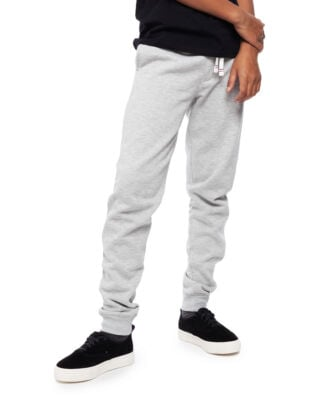 Tommy Hilfiger Junior Boys Basic Sweatpants Grey Heather