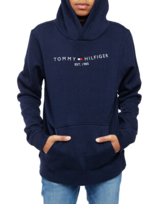 Tommy Hilfiger Junior Essential Hoodie Set 1 Black Iris