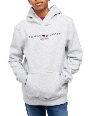 Tommy Hilfiger Junior Essential Hoodie Set 1 Grey Htr