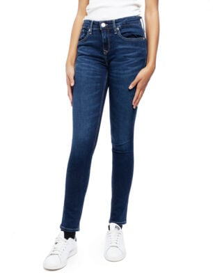 Tommy Hilfiger Junior Girls Nora Skinny Nyds New York Dark Stretch