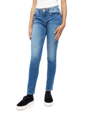 Tommy Hilfiger Junior Girls Nora Skinny Nyms New York Mid Stretch