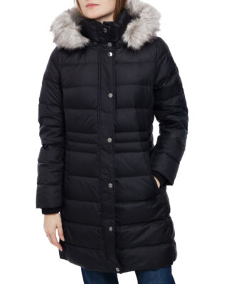 Tommy Hilfiger New Tyra Down Coat Meteorite
