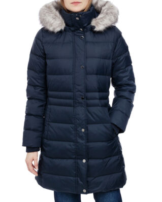 Tommy Hilfiger New Tyra Down Coat Sky Captain