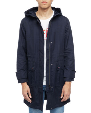 Tommy Hilfiger Th Essential Parka Midnight