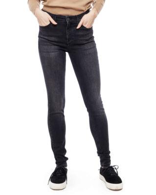 Tommy Jeans Mid Rise Skinny Nora Wstbk West Black Str