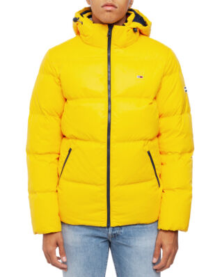 Tommy Jeans Tjm Essential Down Jacket Spectra Yellow