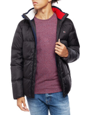 Tommy Jeans Tjm Essential Down Jacket Tommy Black