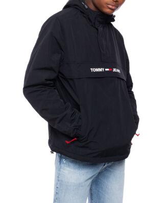 Tommy Jeans Tjm Padded Popover Tommy Black