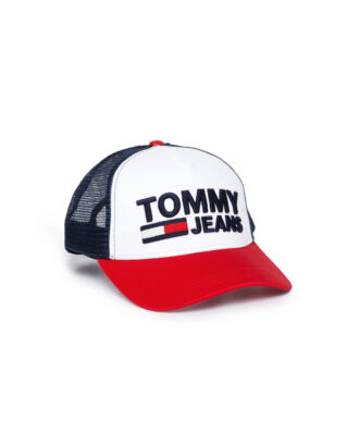 Tommy Jeans Tjm Trucker Cap Corporate