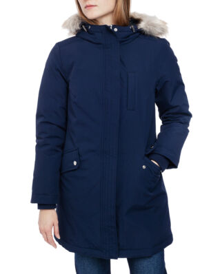 Tommy Jeans Tjw Technical Down Parka Black Iris