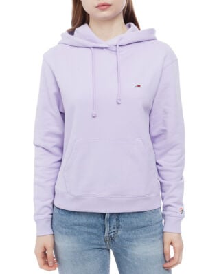 Tommy Jeans Tjw Tommy Classics Hoodie Pastel Lilac