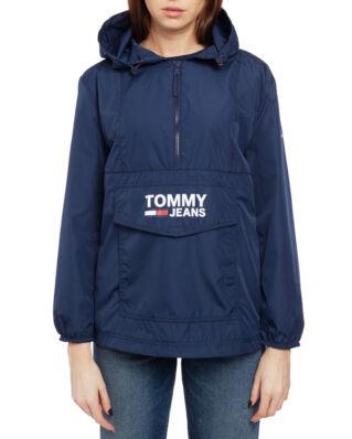 Tommy Jeans Tjw Tommy Popover Anorak Black Iris