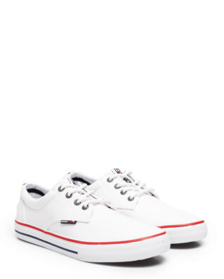 Tommy Jeans VIC 1D2 White
