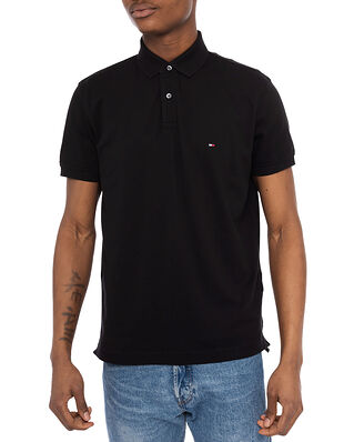 Tommy Hilfiger 1985 Regular Polo Black