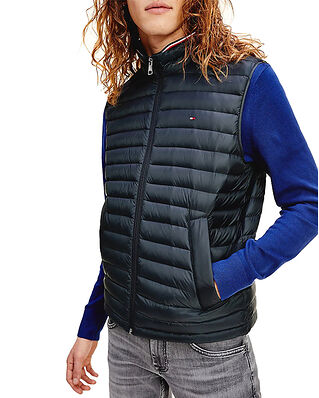 Tommy Hilfiger Core Packable Down Vest Jet Black